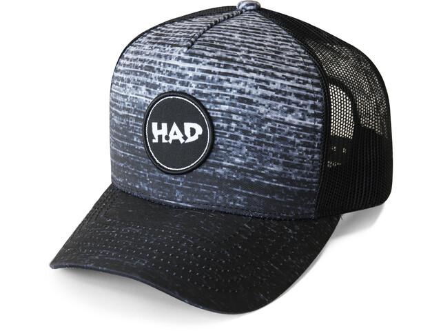 HAD Trucker - Accesorios para la cabeza - gris/negro